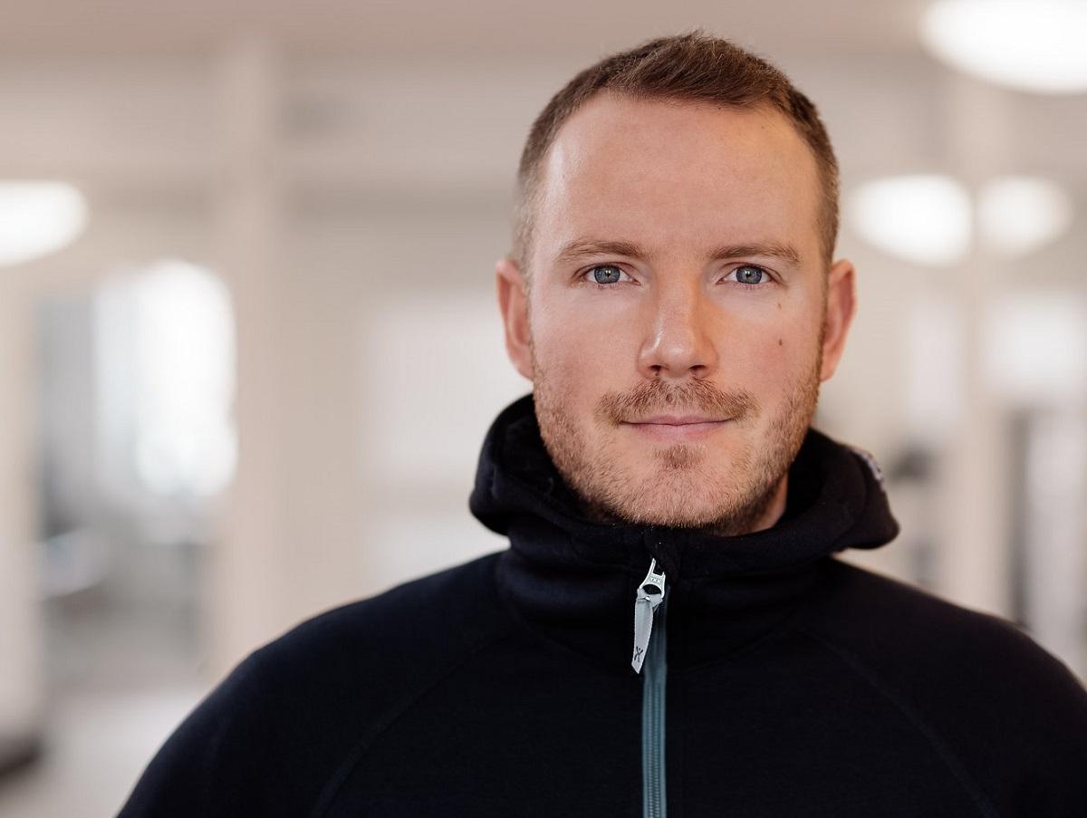 Erik Nexborn, ordförande i Sektionen för Ortopedisk manuell terapi