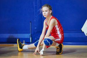 Genrebild Unga idrottare