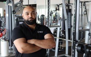 Årets nybyggare Housam Ali