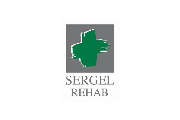 Logga Sergel Rehab