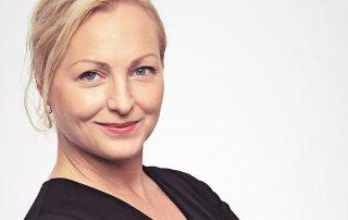 Lois Steen, chefredaktör Tidningen Fysioterapi